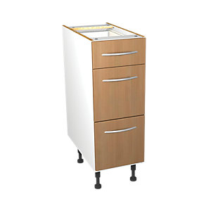 Wickes Oakmont Drawer Unit 300mm