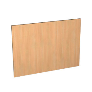 Wickes Oakmont Appliance Door (D) 600 x 437mm
