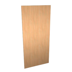 Wickes Oakmont Appliance Door (A) 600x1319mm