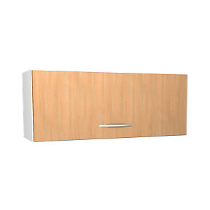 Wickes Oakmont Narrow Wall Unit 900mm