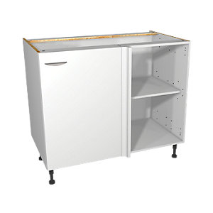 Wickes Dakota Corner base unit 1000mm
