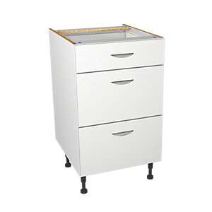 Wickes Dakota Drawer Unit 500mm
