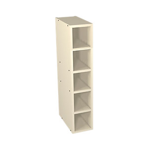 Wickes Orlando Cream or Madison Cream Wine Rack 150mm
