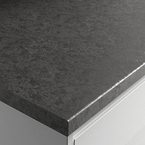 Wickes High Definition Laminate Deep Riven Worktop 38x600mmx3m