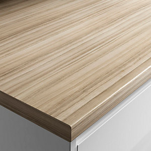 Wickes Matt Laminate Coco Bolo Worktop 38x600mmx3m