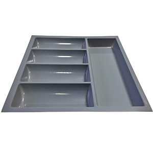Wickes 5 Compartment Cutlery Tray Tandem 500mm