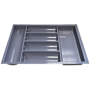 Wickes 6 Compartment Cutlery Tray Tandem 600mm