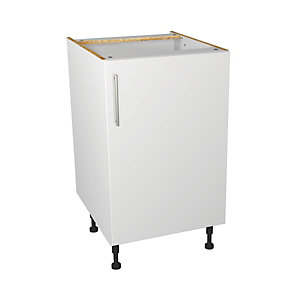 Tp Orlando White Base Unit 500mm