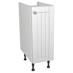 Wickes Edmonton Base Unit White Arch 300mm