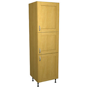 Wickes Larder/Appliance Unit Oak 600mm