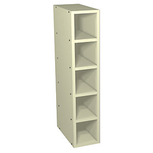 Wickes Stamford Wine Rack Cream 150mm