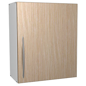 Wickes Galway Wall Unit Oak Effect 600mm