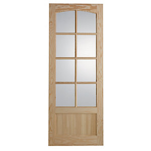 Wickes Newland Internal Glazed Door 9 Panel 1981x762mm