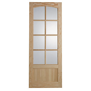 Wickes Newland Internal Glazed Door 9 Panel 1981 x 686mm