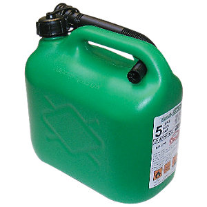 Image of Handy Plastic Fuel Can 5L