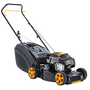 McCulloch B&S 125cc Lawnmower Steel 40cm