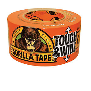 Gorilla Tape Tough & Wide Black