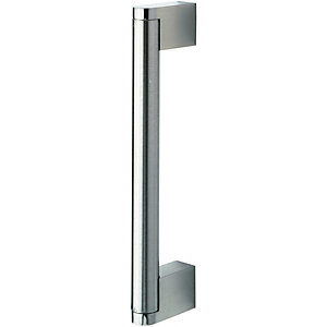 Wickes Bathroom Unit Handle Bar Handle Stainless Steel 288mm