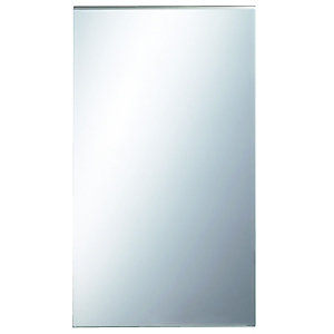Wickes Bathroom Mirror & Back Panel 600mm