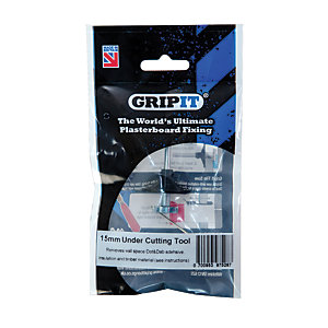 GripIt 25mm Plasterboard Fixing M8 x 30mm Pack of 25