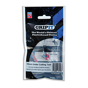 GripIt 18mm Dot & Dab Undercutting Tool