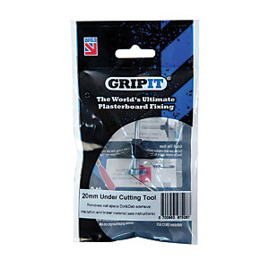 GripIt 20mm Dot & Dab Undercutting Tool