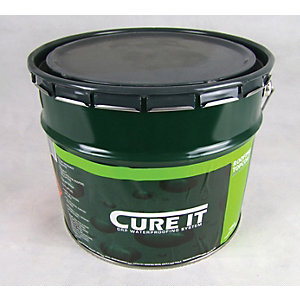 Cure It Top Coat 10kg Grey