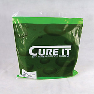 Cure It Glass Bandage 75mm x 65m