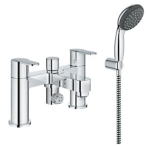 Grohe Get Bath Shower Mixer Chrome