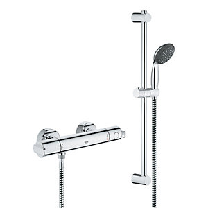 Grohe Get Thermostatic Mixer Shower Chrome