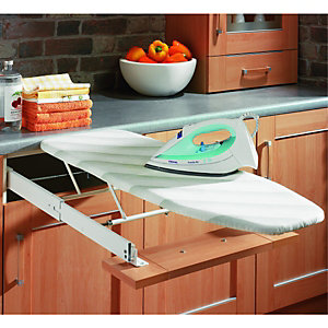 Wickes Pull Out Ironing Board 950x120mm