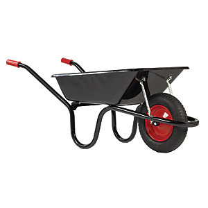 Chillington Camden Classic Black Wheelbarrow 85L