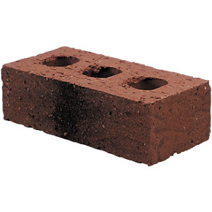 Hanson Harrow Multi Red Facing Brick