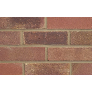 Lbc Heather Facing Brick 65mm
