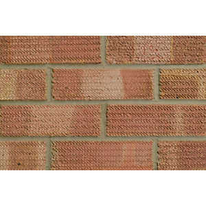 Lbc Rustic Facing Brick 65mm