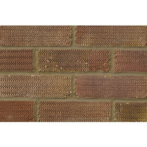 Lbc Rustic Antique Facing Brick 65mm