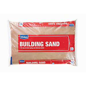 Wickes Building Sand Major Bag