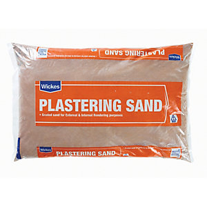 Wickes/Outdoors/Landscaping /Wickes Plastering Sand Major Bag