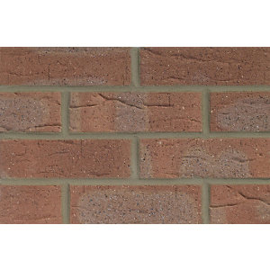Forterra Brick Harrow Red Multi 65mm