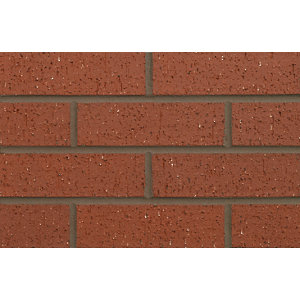 Forterra Brick County Red Dragfaced 65mm