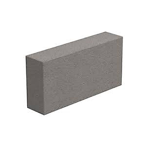 Paint Grade Solid Dense Block 100mm 7.3N