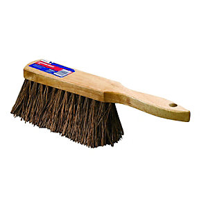 Wickes Extra Large Heavy Duty Dustpan Brush