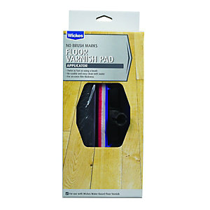 Wickes Apply & Protect Floor Varnish Pad
