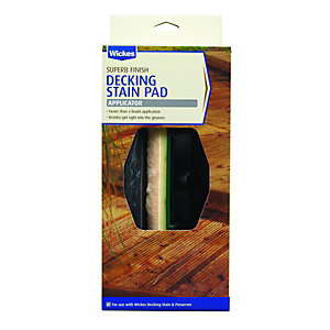 Wickes Decking Stain Applicator
