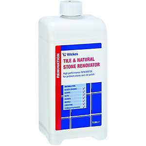 Wickes Tile & Natural Stone Renovator 1L