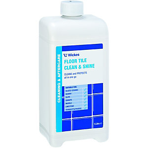 Wickes Floor Tile Clean & Shine 1L