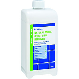 Wickes Grout & Film Remover 1L