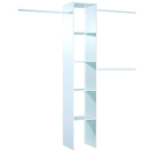 Wickes Interior Wardrobe Storage Unit White
