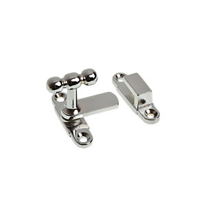 Wickes Showcase Catch Chrome Plated 40mm