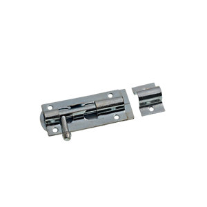 Wickes Tower Bolt Zinc Plated 76mm
